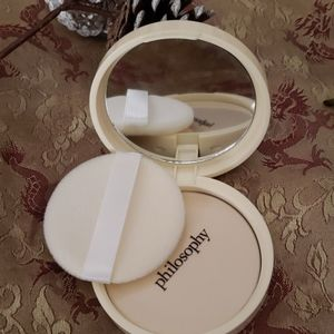 Purity made simple flawless powder